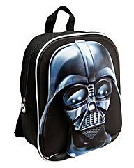 Star Wars Darth Vader 3D Junior Backpack