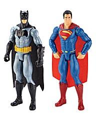 Batman Vs Superman 12in Twin Pack