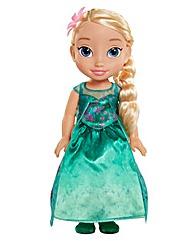My First Frozen Fever Toddler Elsa Doll
