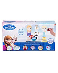 Disney Frozen Paint Your Own Figures
