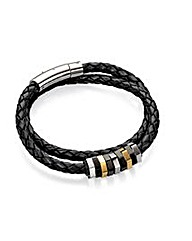 Fred Bennett Double Wrap Bracelet