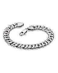 Fred Bennett Flat Steel Bracelet