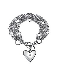 Hot Diamonds Locket Bracelet