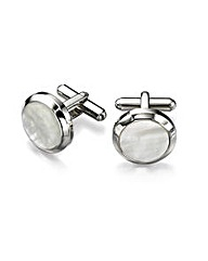 Fred Bennett Mother Of Pearl Cufflinks