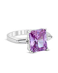 Jon Richard Cubic Zirconia Ring