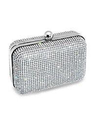 Jon Richard Diamante Crystal Clutch Bag