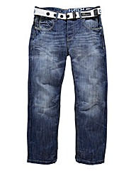 Crosshatch Hornet Jeans 31 In