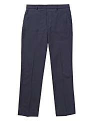 Jacamo Single Pleat Trousers 29 Ins