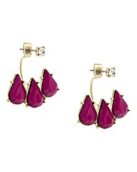 Lipsy Teardrop Earrings