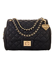 Marc B Knightsbridge Black Shoulder Bag