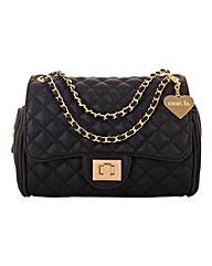 Marc B Knightsbridge Black Shoulder Bag