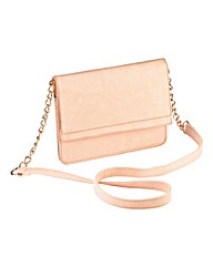 Mini Pastel Pink Shoulder Bag