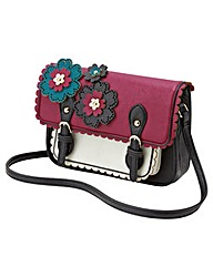 Joe Browns Wonderful Corsage Satchel Bag