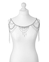 Silver Shoulder Harness