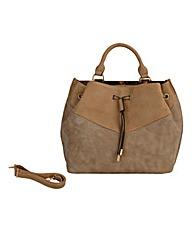 Malissa J Tassel Day Bag