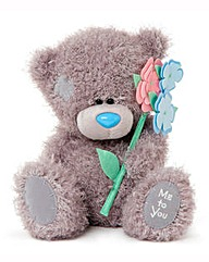 Me To You Flowers Bear