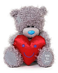 Me To You Love You Satin Heart Bear