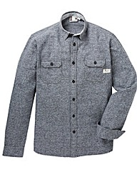 Fenchurch Seymour Flannel Shirt Long