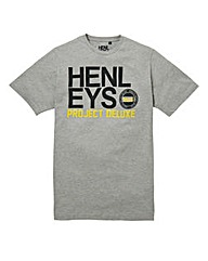 Henleys Countable Grey T-Shirt Long