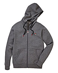 Fila Fenza Zip Through Hoodie