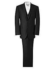 Jacamo 3 Piece Suit 31In Leg Length