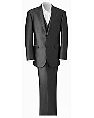 WILLIAMS & BROWN 3 Piece Suit 33In Leg
