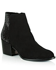 Daniel Pleasure Embellished Boot