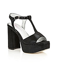 Dolcis Valentina high platform sandals