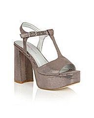Dolcis Valentina high platform sandals
