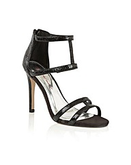 Dolcis Tiffany stiletto heeled sandals