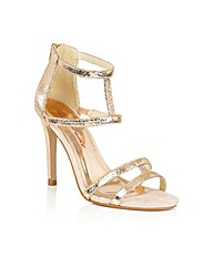 Dolcis Tiffany stiletto heeled sandals