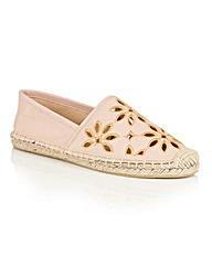 Dolcis Bianca espadrille floral shoes
