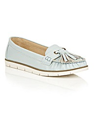 Dolcis Sheila cleated sole loafers