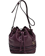 Jane Shilton Indie-Drawstring Bag