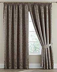 Silhouette Luxury Interlined Curtains