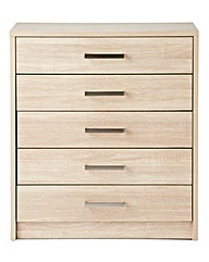 Canyon 5 Drawer Chest