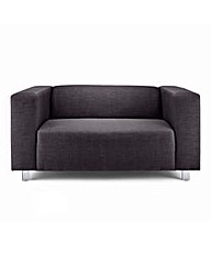 Taylor Fabric Two Seater Sofa