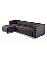Taylor Fabric Corner Sofa Group