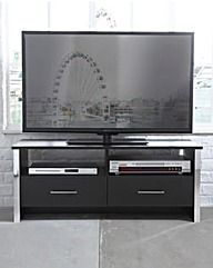 Linea 2-Drawer TV Unit