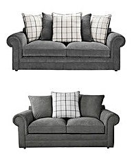 Orkney Three plus Two Seater Sofa
