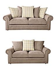 Orkney Three plus Two Seater Sofa