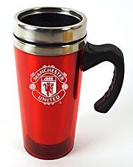 Exec Style Football Travel Mug