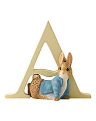 Beatrix Potter Alphabet Figures