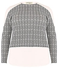 Sienna Couture Herringbone Top