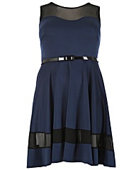 Sienna Couture Skater Dress