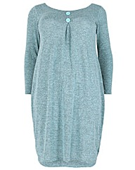Feverfish Two Button Tunic