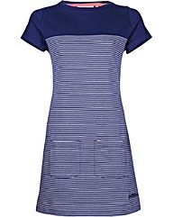Brakeburn Nautical Stripe Pocket Dress