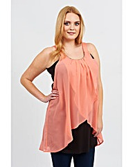 Koko Bead Neck Wrap Tunic