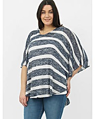 Koko Striped Knit Jumper