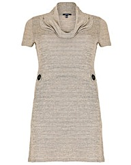 Samya Knitted Tunic Dress